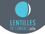 logo lentilles de contact